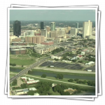 X3 U.S. Demo tour -Flight over Fort Worth - 01